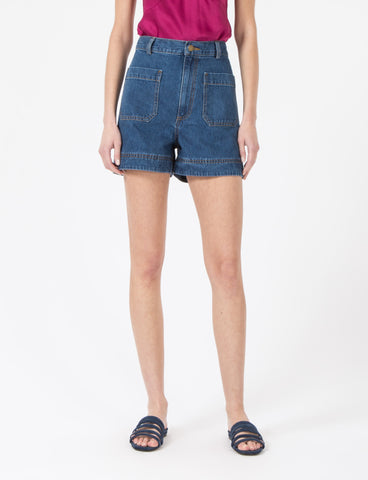 Sally Short Standard Denim