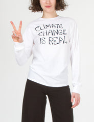 Climate Change Graphic Tee