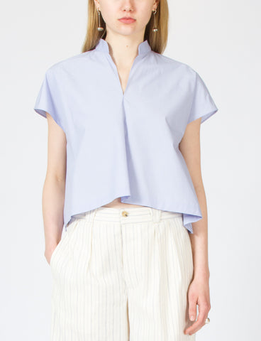 Naomi Top Cotton Shirting - Creatures of Comfort