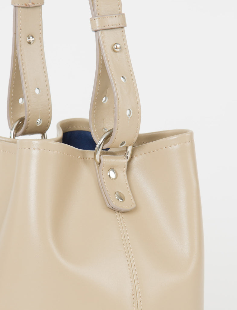 Bucket Bag Small Calf Leather