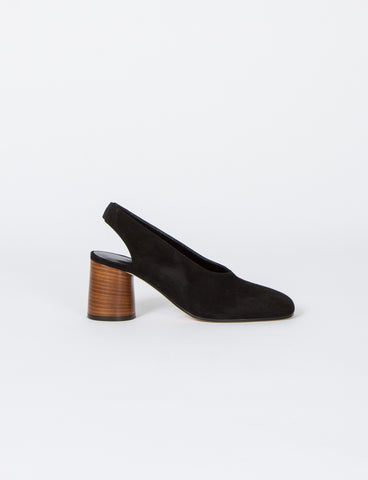Daisy Sling Back Suede - Creatures of Comfort