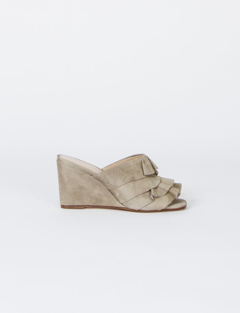Keira Sandal Suede - Creatures of Comfort