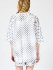 Creatures of Comfort Kyle Top Diamond Poplin