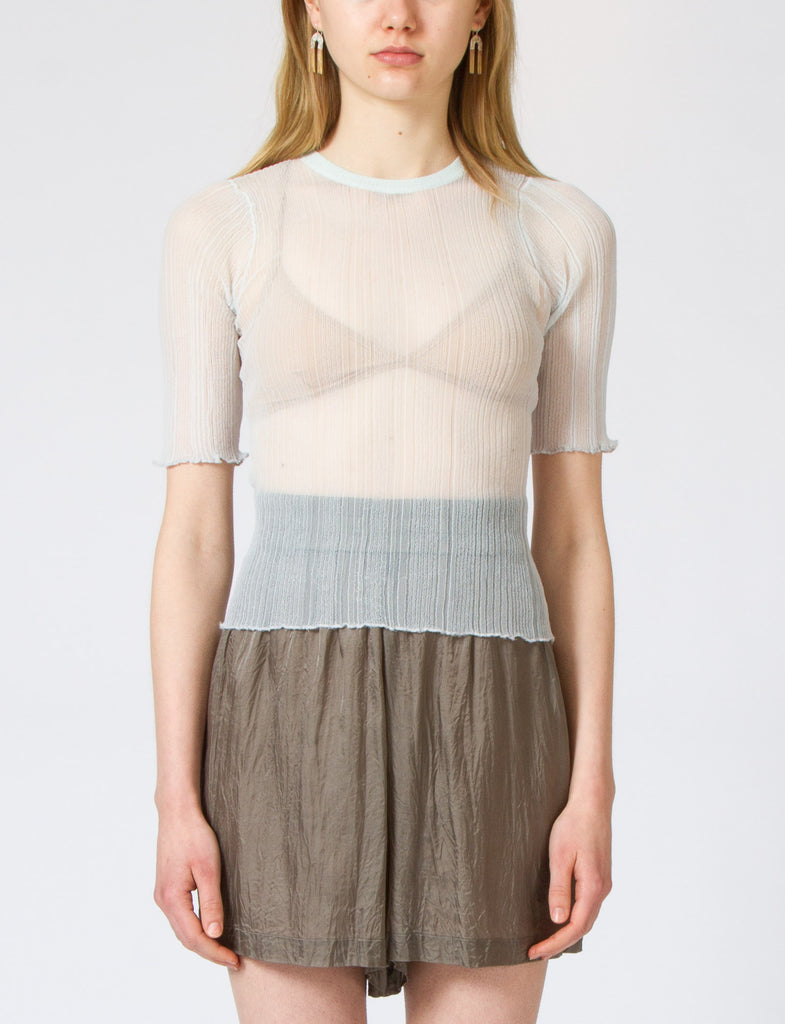 Lattice Edge Tee Bitty