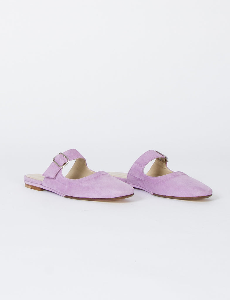 Lucca Slip On Suede