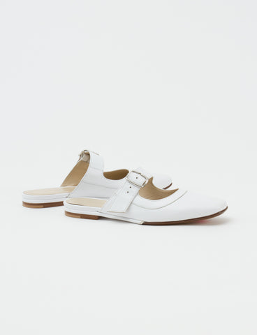 Lucca Flat Slip On Nappa - Creatures of Comfort