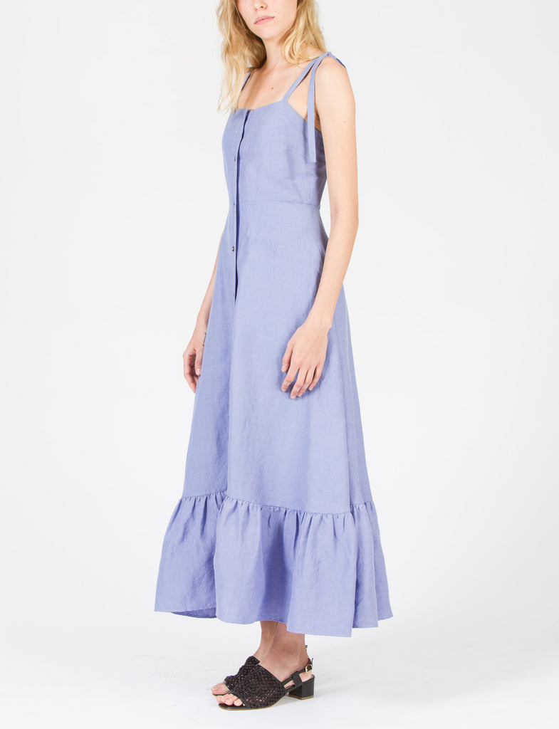 Orion Dress Silk Linen