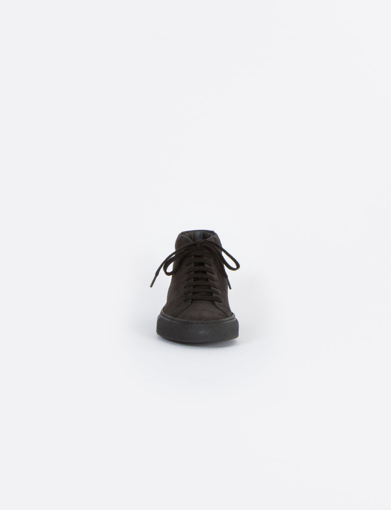 Original Achilles Mid Nubuck - WOMAN by Common Projects