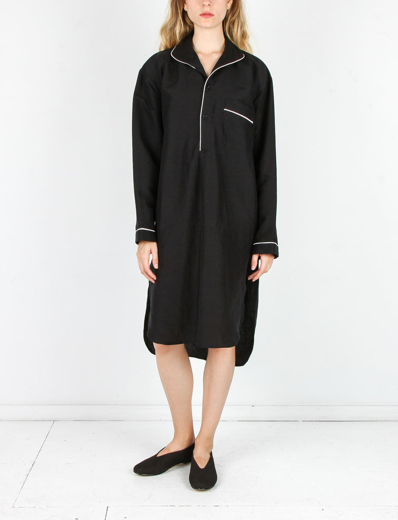 Nightshirt Washed Linen