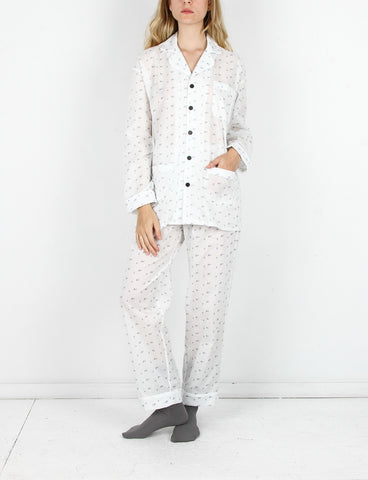 Pajama Set Millefleur Cotton