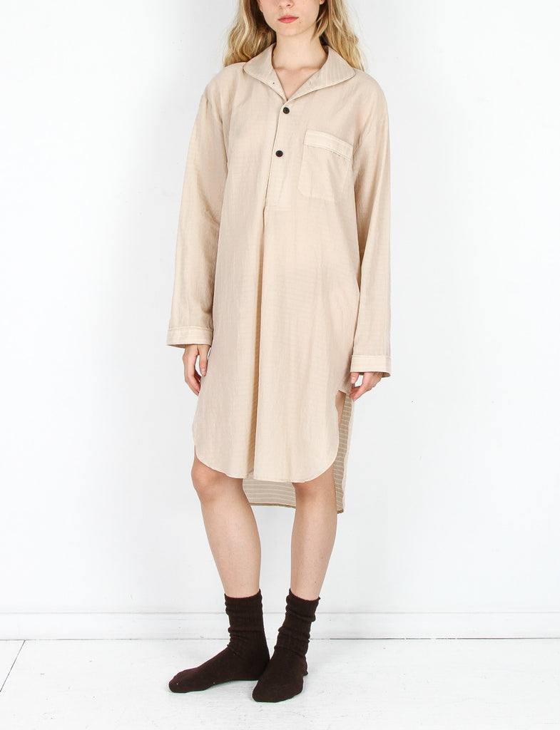 Nightshirt Sheer Stripes