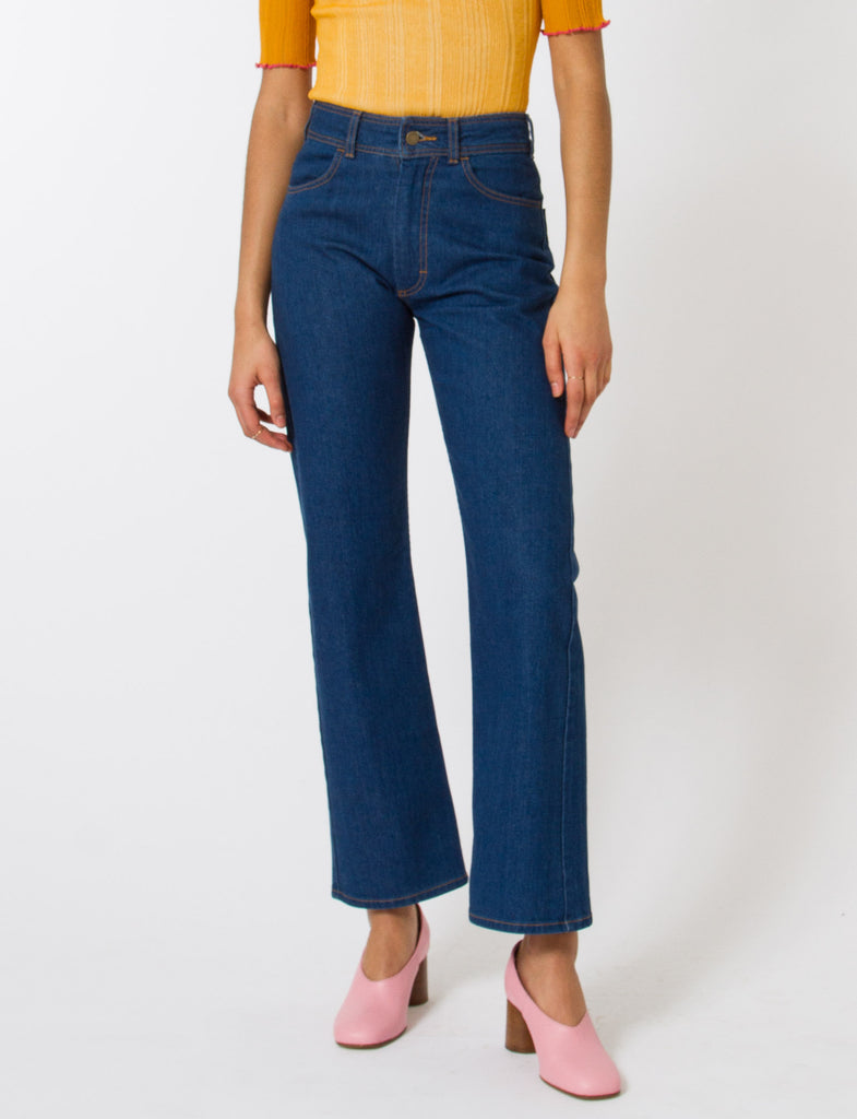 Kate Pant Standard Denim - Creatures of Comfort