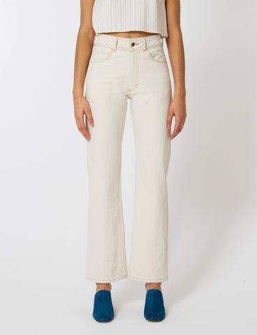 Kate Pant Natural Denim - Creatures of Comfort