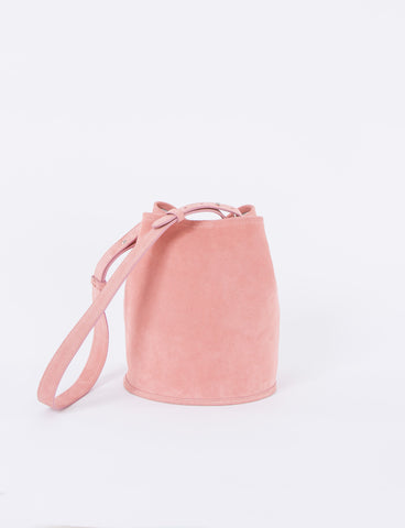 Bucket Bag Small Suede