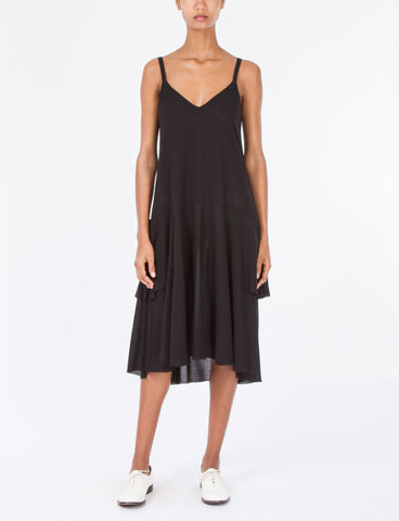 Marcel Dress Wool Crepe