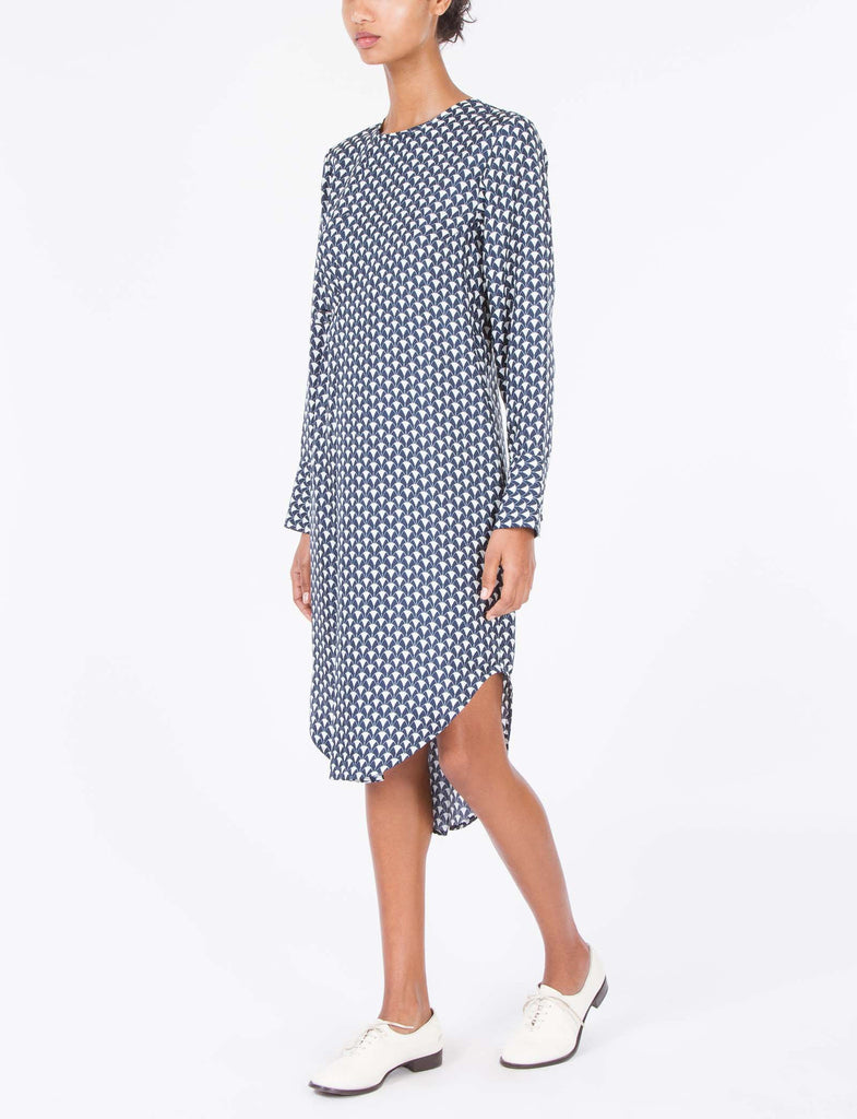 Temperly Dress Herend Print