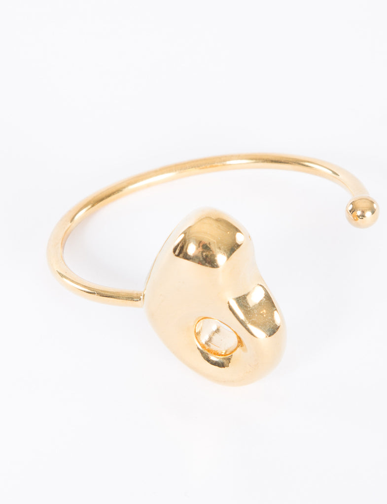 Gold Plated Moore Bracelet