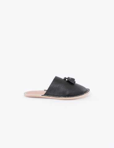 Leather Slipper