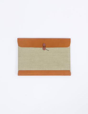 Legal Envelope Khaki