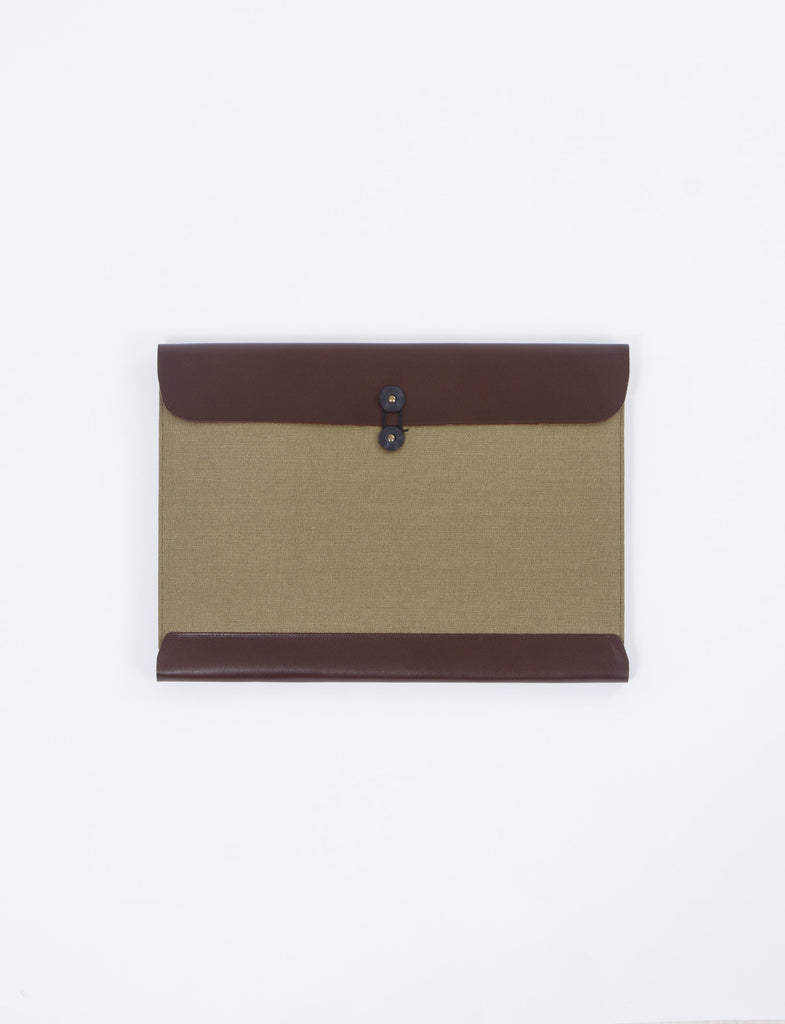 Legal Envelope Olive