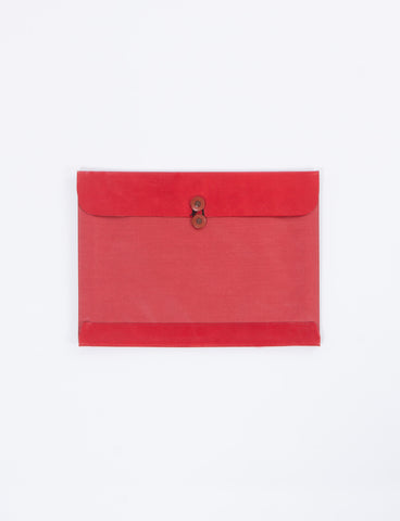 Legal Envelope Red