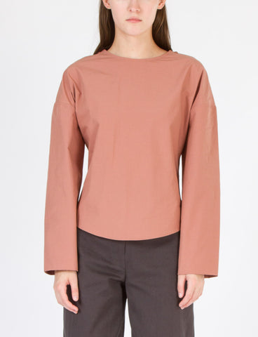 Long Sleeves Blouse
