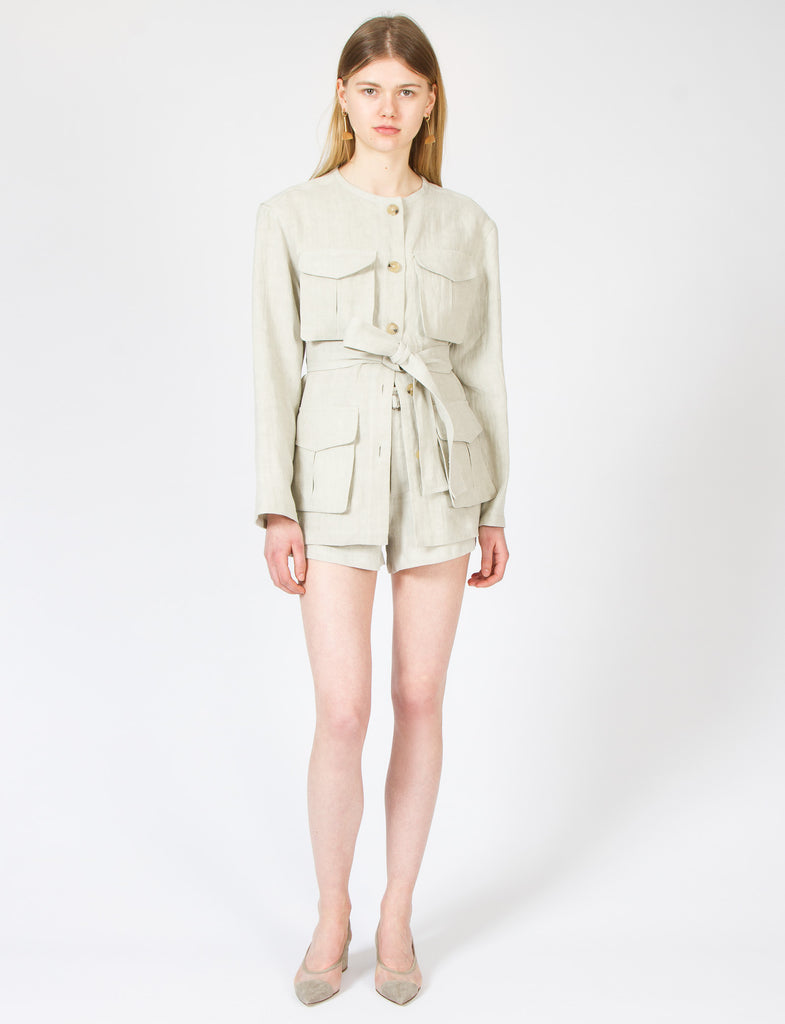 Peter Jacket Relaxed Linen - Creatures of Comfort