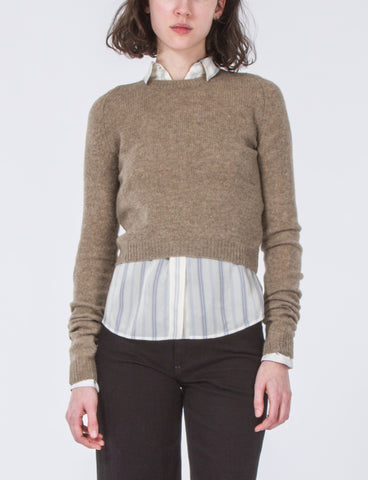 Doris Wool Knit Sweater