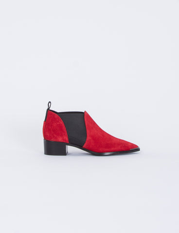 Jenny Suede Ankle Boot