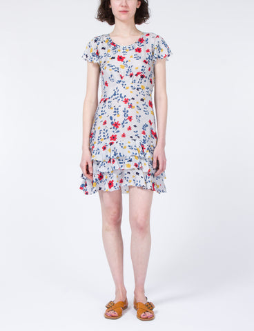Hugh Resort Floral Dress
