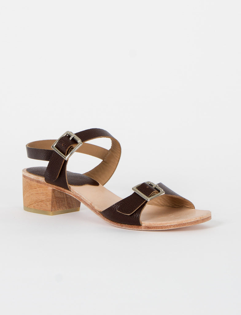 Ramona Sandal Prune Pebble