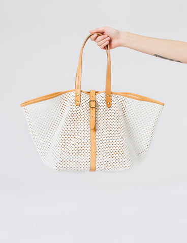 Market Bag Raffia Crochet - Creatures of Comfort
