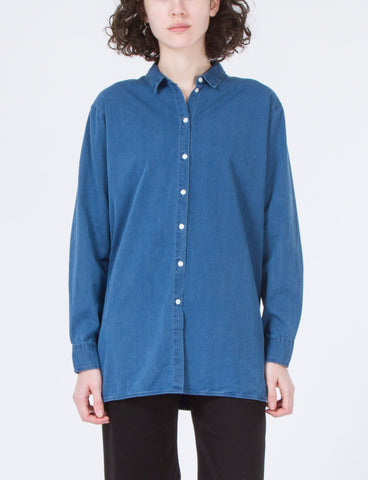 Anna Denim Shirt