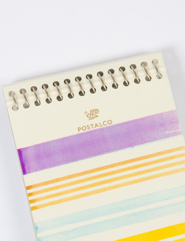 Wheel Printed Notepad