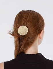 Francesca Textured Hairpin