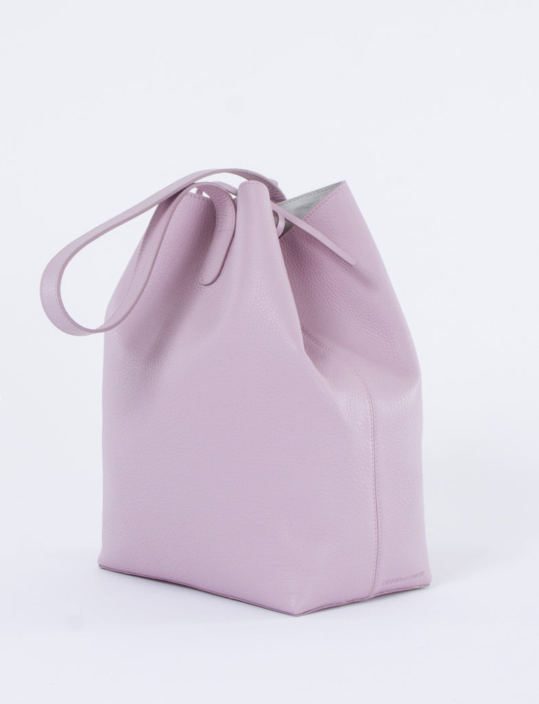 Apple Bag Large Pebbled Leather: Creatures of Comfort Exclusive