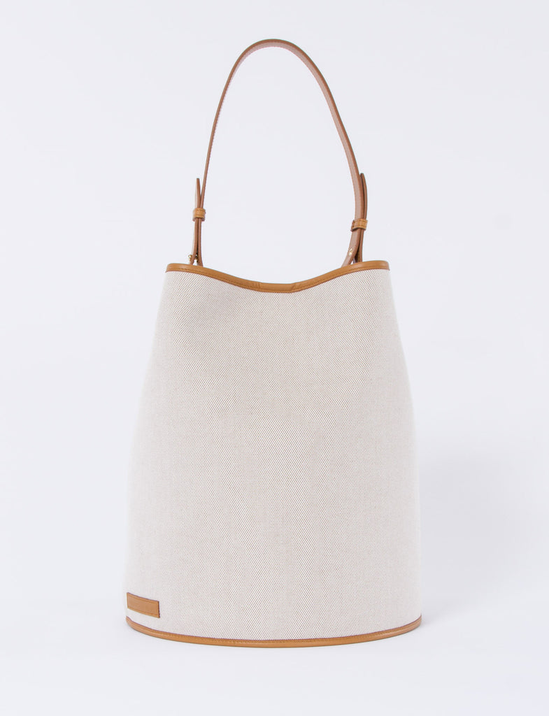 Bucket Bag Large Canvas