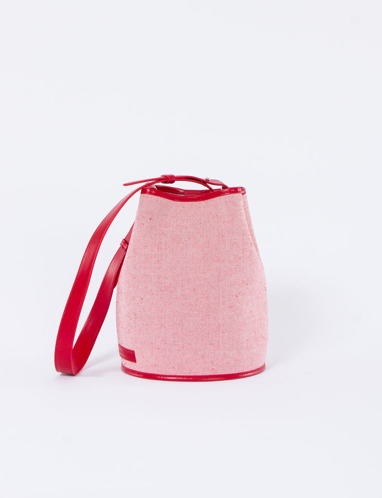 Bucket Bag Small Canvas