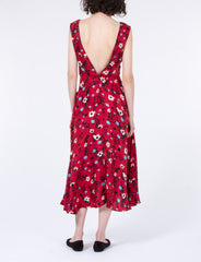 Newton Dress Resort Floral