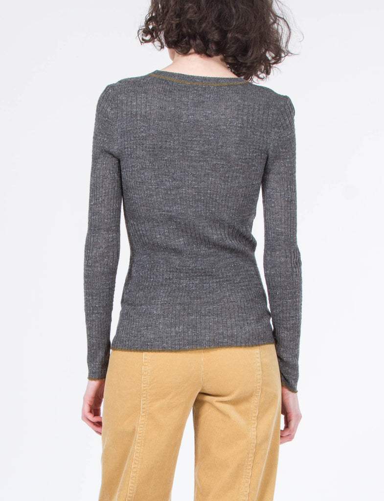 Robson Long Sleeve Scoop Neck