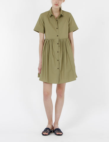 Bally Dress Cotton Broadcloth