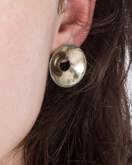 Spacer Stud Earrings