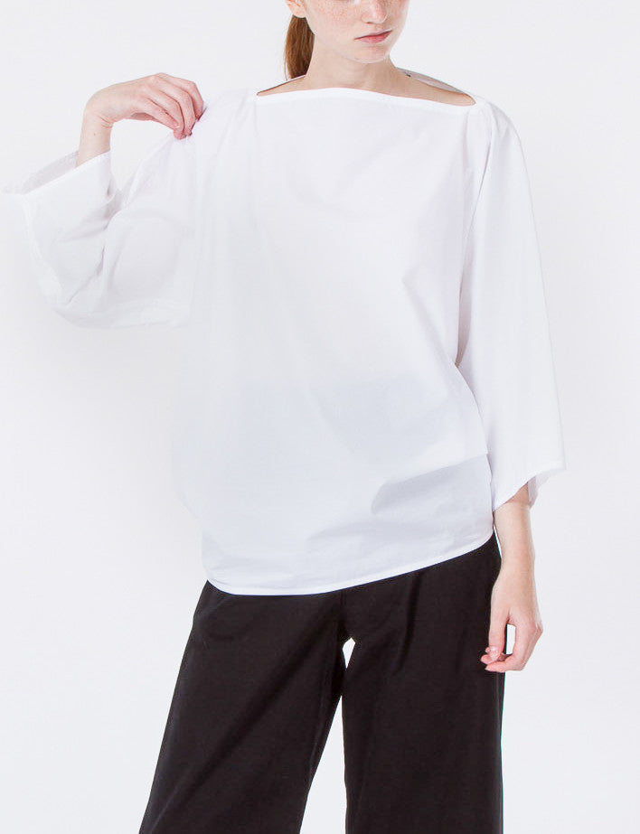 Benefit Boatneck Blouse