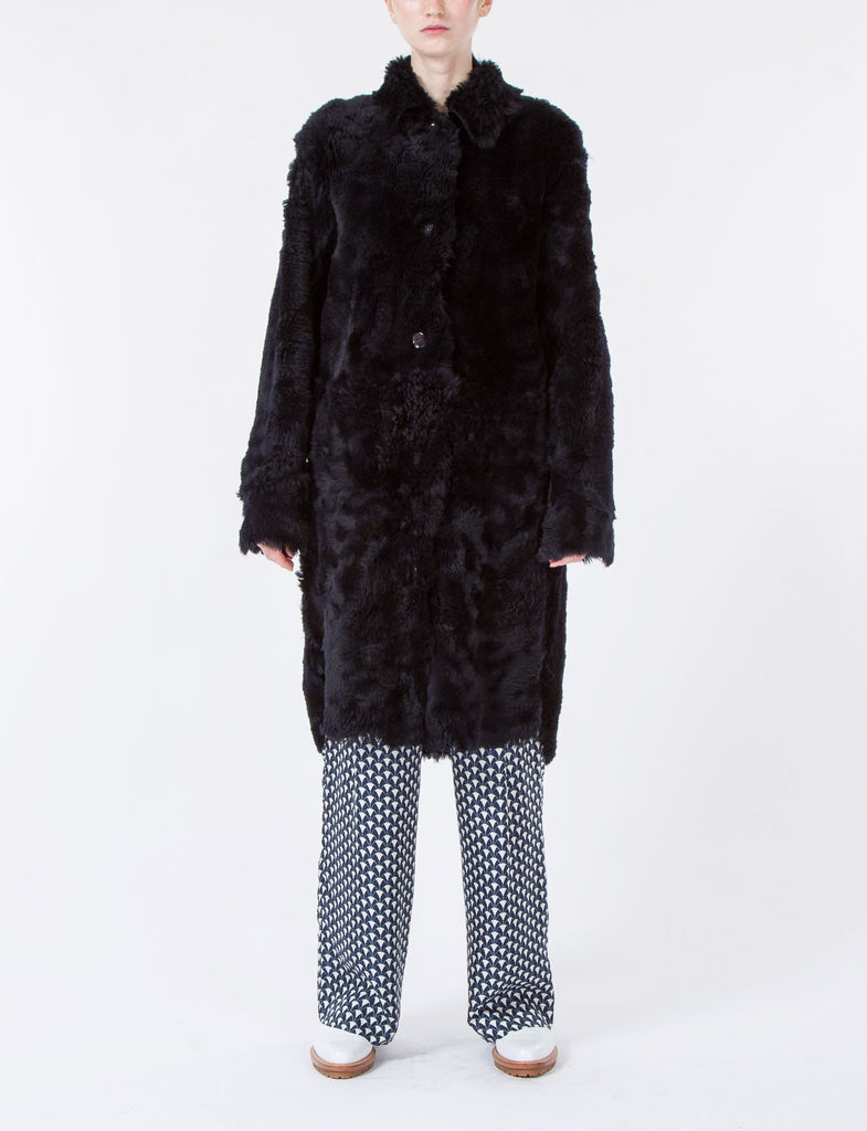Corazon Lamb Fur Jacket