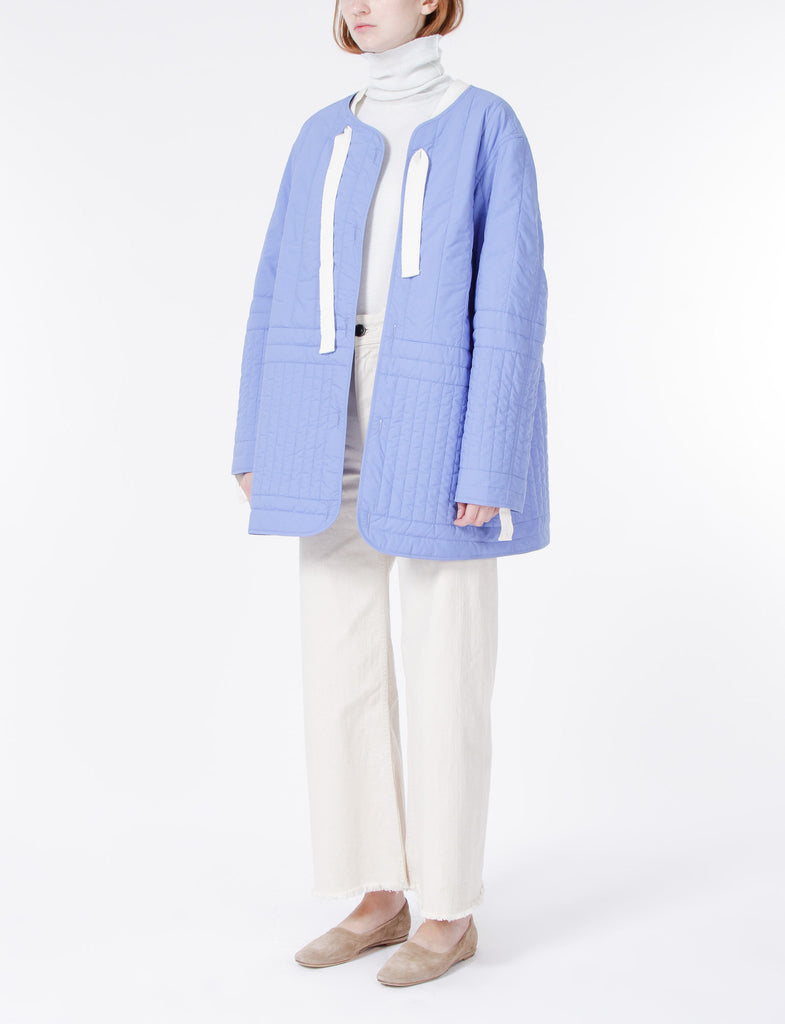Quilted Cotton Liner Coat