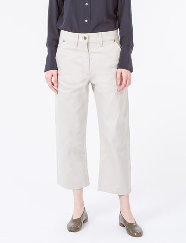 Krasner Selvedge Wide Leg