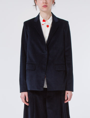 Hesse Tailored Corduroy Jacket