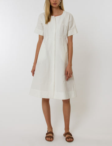 Ennio Dress Cotton Ripstop - Creatures of Comfort