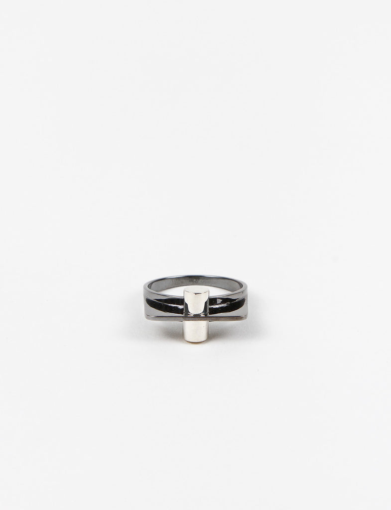 Spectre Ring Silver