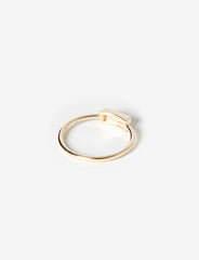 Prudence Rectangle Ring